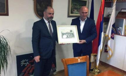 Dogovoreno pokretanje inicijative o bratimljenju Višegrada i Budve