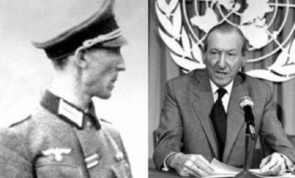 Valdhajm – zločinac koji je doživio međunarodne počasti