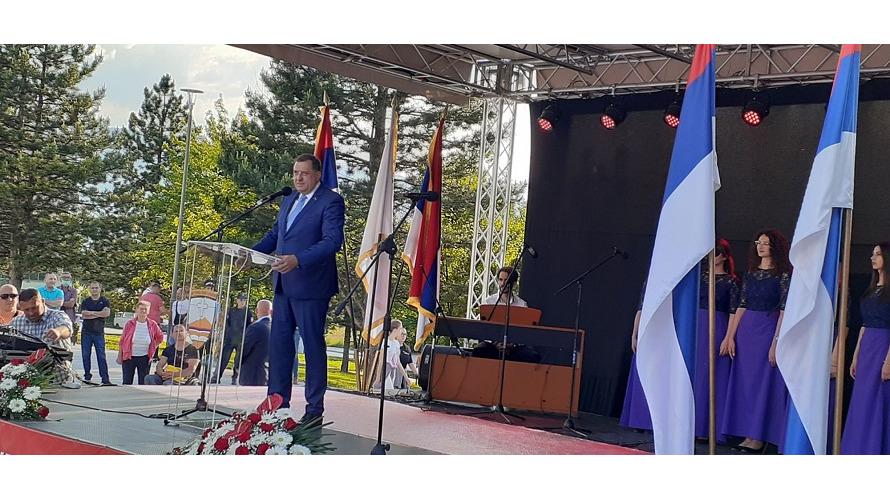 Dodik:Istočno Sarajevo ponos svih dobrih ljudi Srpske