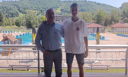 Mladi teniser Nikola Zekić vanserijski talenat sa velikim ciljevima