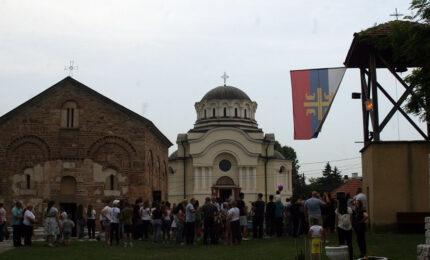 Prijetnje Srbima na veliki crkveni praznik (FOTO)