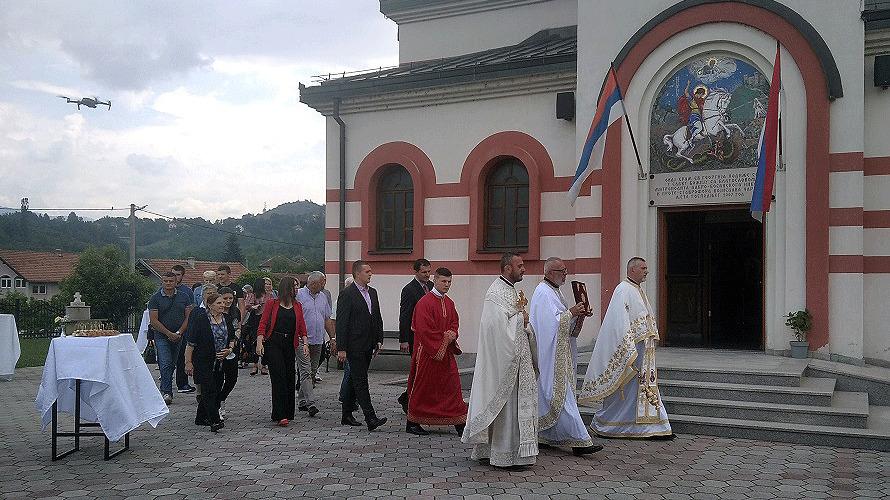 Obilježen Dan i krsna slava opštine Istočno Novo Sarajevo (FOTO)