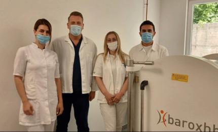 Hiperbaričnu komoru do sada koristila 62 pacijenta