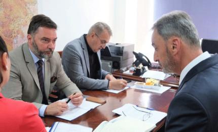 Košarac i Bošković o zaštiti domaće proizvodnje i plasmanu na nova tržišta