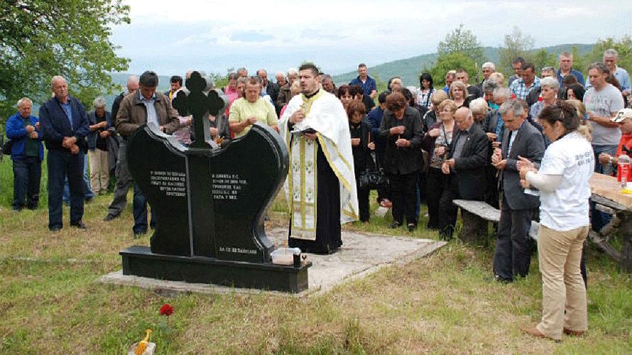Na Čemernu sutra parastos za 32 ubijena srpska civila