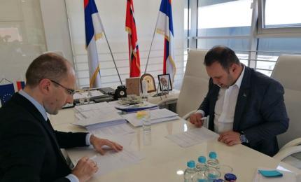 Potpisan memorandum o saradnji Grada i Pravnog fakulteta