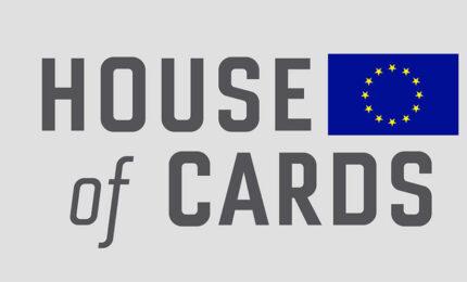Evropska kuća od karata