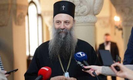 Crnogorska vlast iznevjerila povjerenje mitropolita Amfilohija