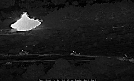 Izvedena najveća vježba Vojske Srbije u noćnim uslovima (FOTO)
