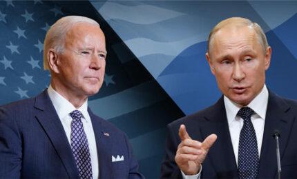 Moguć razgovor Putina i Bajdena jedan na jedan