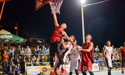 Pale:Počinje turnir u uličnom basketu