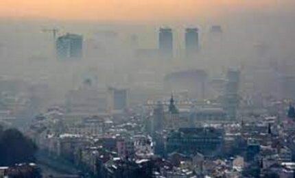 Sarajevo među četiri grada u svijetu sa najzagađenijim vazduhom