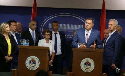 Lideri političkih partija potpisali zaključke
