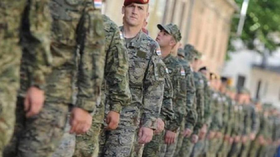 Pet vojnika Hrvatske vojske pozitivno na drogu