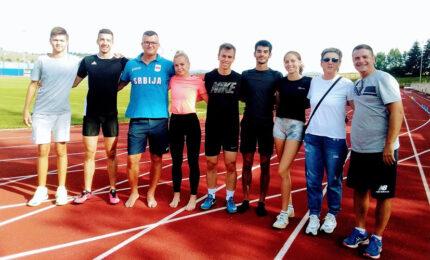 Paraolimpijci iz Srbije oduševljeni uslovima priprema na Sokocu