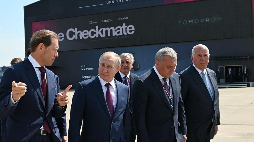 Putin: Budućnost ruske avijacije – bespilotne letelice i veštačka inteligencija
