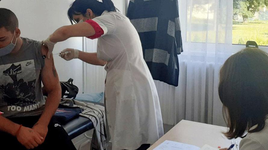 U KPZ-u u Istočnom Sarajevu vakcinisano 13 zatvorenika