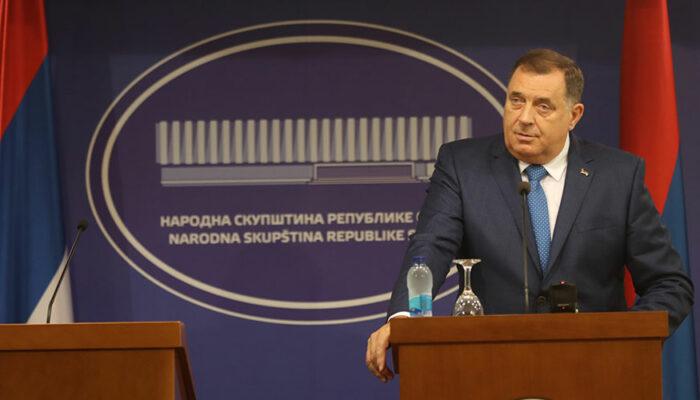 Dodik: Parlament Srpske odražava značajan stepen političkog jedinstva