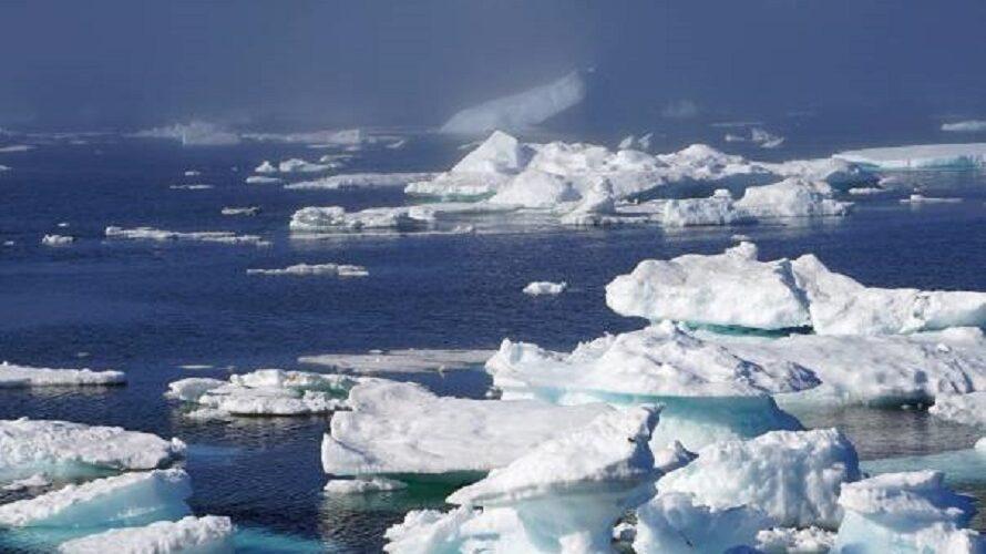 Rekordno topljenje leda na Grenlandu
