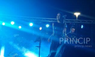 Pogledajte kako je izgledao koncert Aleksandre Prijović u Istočnom Novom Sarajevu (FOTO)