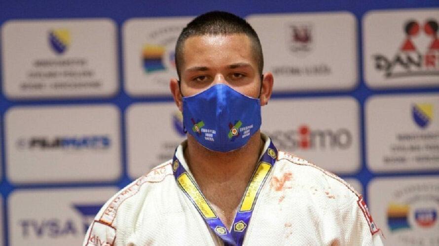 Igor Vračar nastavlja nizati evropske medalje, stigla i treća u mjesec dana