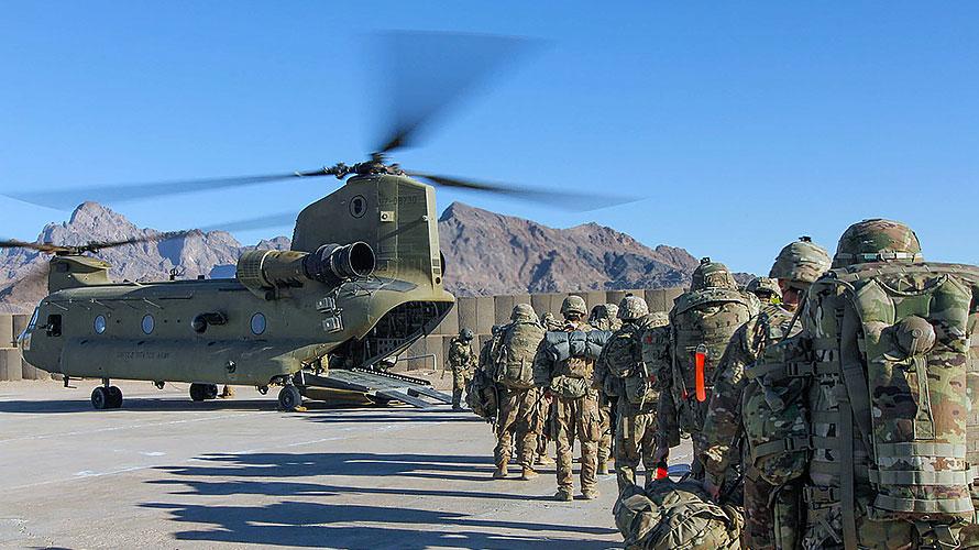 Afganistan i američki podvijeni rep