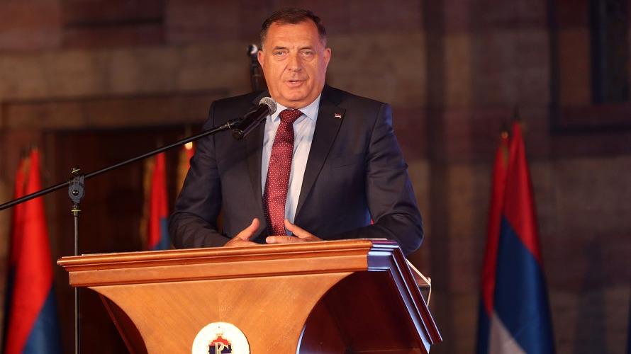Dodik: Nikad veće jedinstvo između Srpske, Srbije i Srpske pravoslavne crkve
