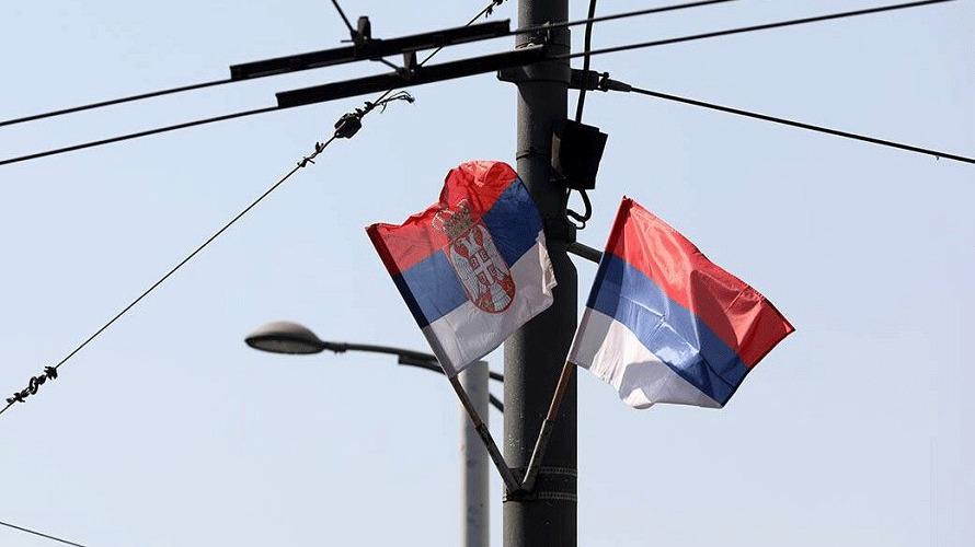 """""""Paradom trobojki"""" omladina u Palama obilježava Dan srpskog jedinstva"""
