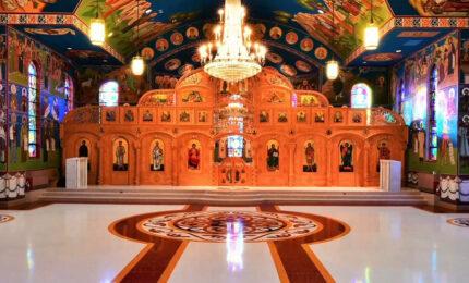 Hramu SPC u Americi nagrada za lepotu /video, foto/