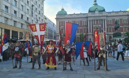 Srbija i Srpska obeležavaju Dan srpskog jedinstva, slobode i nacionalne zastave /video, foto/