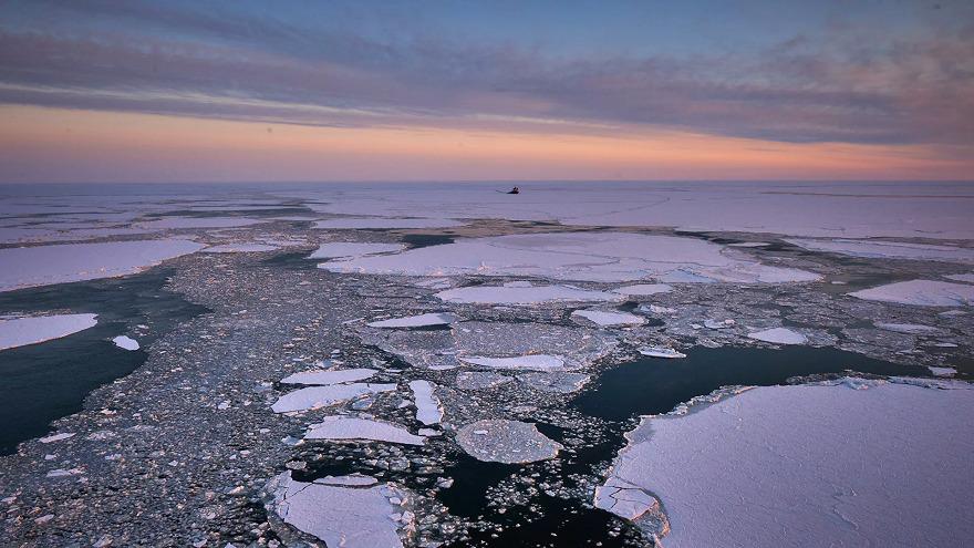 Arktička Venecija – ostrvo od betona i metala otporno na sve izazove prirode