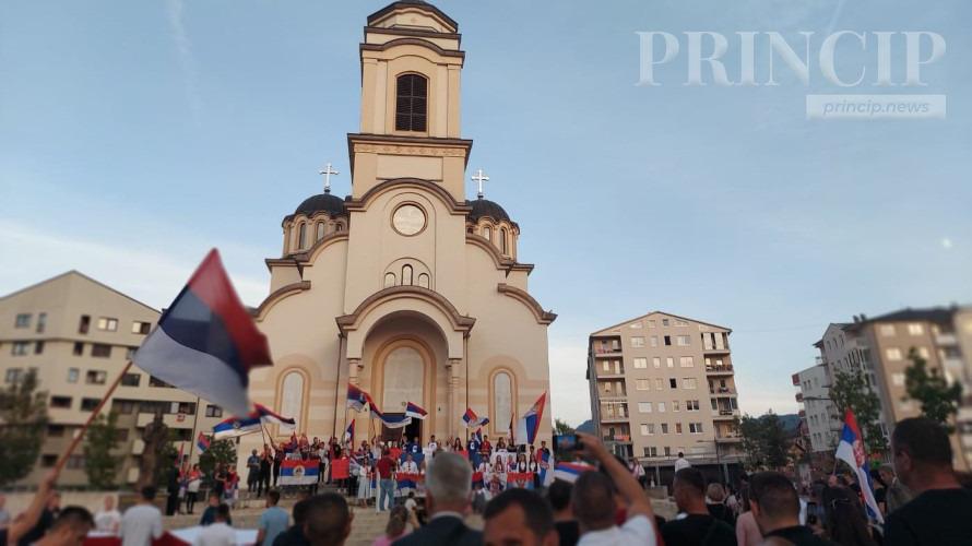 Pale: Srbi samo jedinstveni mogu da se odupru svim pritiscima (FOTO)