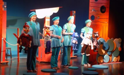 Lutkarske predstave oduševile mališane iz Istočnog Sarajeva i Pala