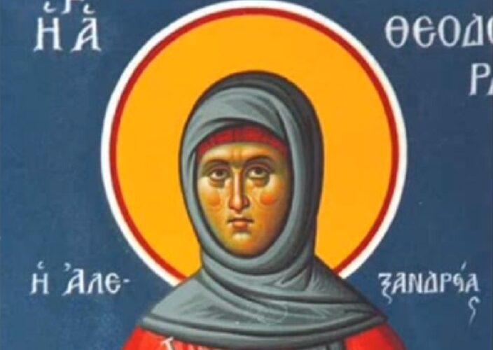 Danas slavimo prepodobnu Teodoru – ovo bi muškarci trebalo da urade za svoje žene