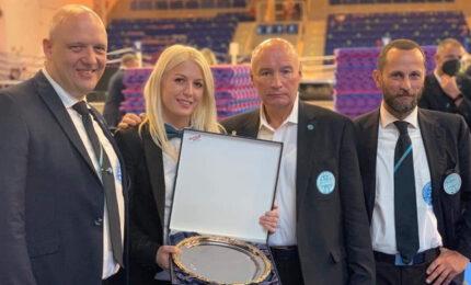 Dragana Vitković drugu godinu uzastopno najbolji ringovni sudija Svjetskog prvenstva