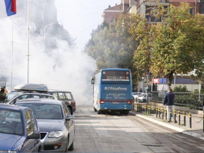 Spriječen upad ROSU u poslovne objekte u Kosovskoj Mitrovici
