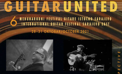 """Sutra u Istočnom Sarajevu počinje međunarodni festival gitare """"Gitar junajted"""""""