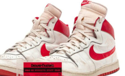 Najk patike Majkla Džordana prodate za 1,47 miliona dolara
